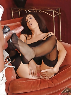 Foot Fetish dreams combined with tight nylons